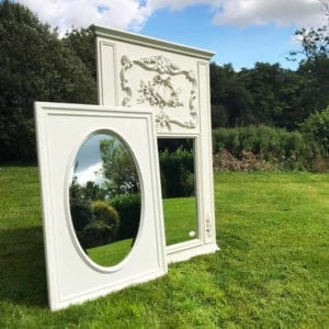 Medium French Mirror