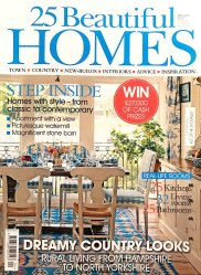 25 Beautiful Homes April 2011 Cover