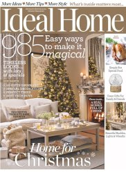 Ideal Homes - December 2015 Cover