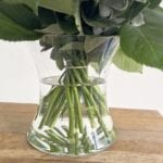 Large Hand-Tied Posy Vase