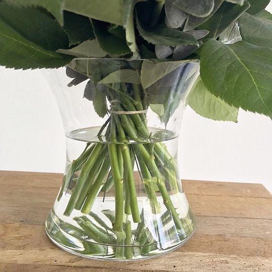 Large Hand Tied Posy Vase Sarah Norton Interiors