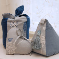 Sarah Norton Interiors - Door Stops Soft Furnishings
