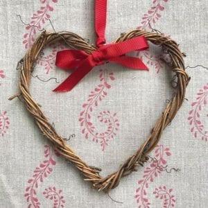 Vine Heart Hanger