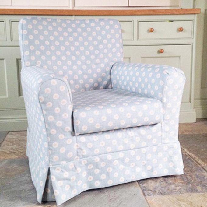 Armchair Upholstery Sarah Norton Interiors