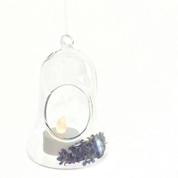 Bell Glass Hanger