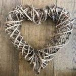Bound Vine Heart - Medium