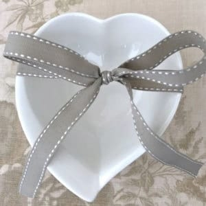 Heart Bowls - Set of 3