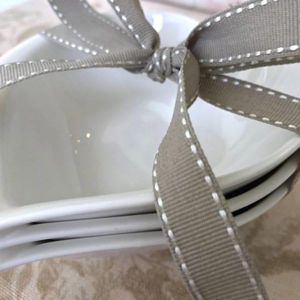 Heart Bowls - Set of 3 Close Up
