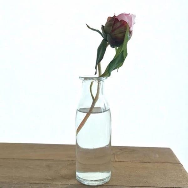 Small Bottle Stem Vase