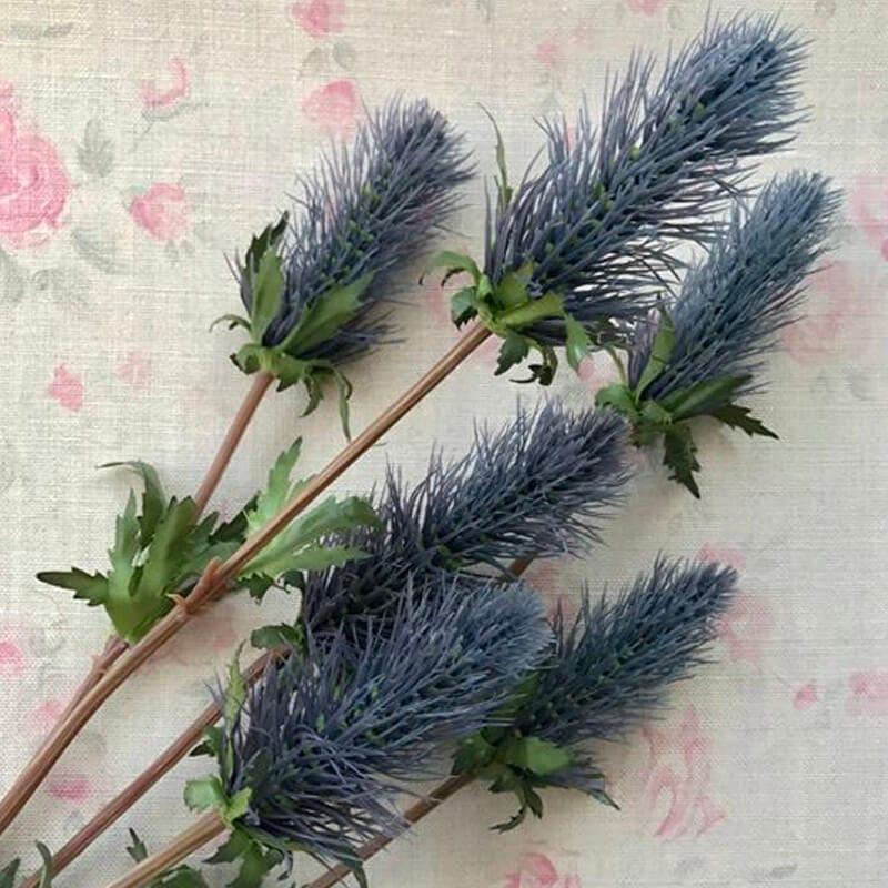 Thistle - Blue