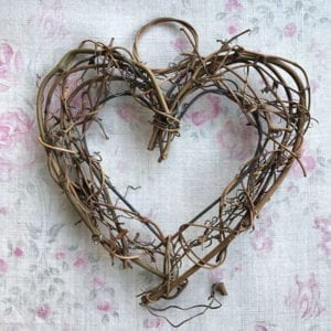 Vine Heart - Small