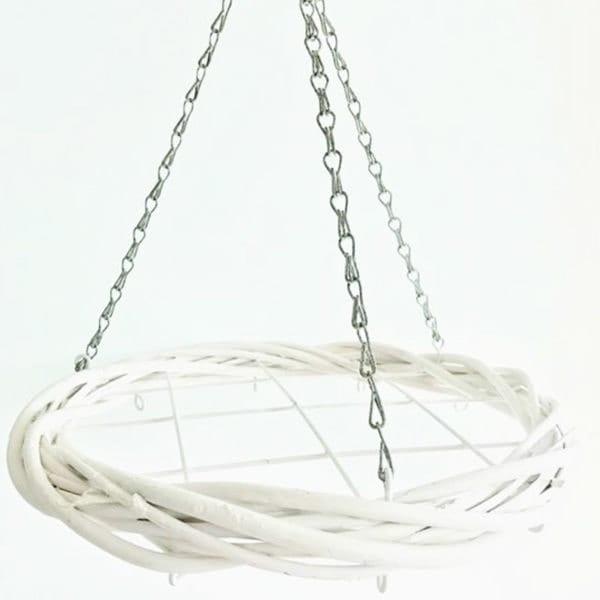 White Willow Hoop Hanger